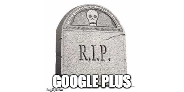 Google Plus Closing